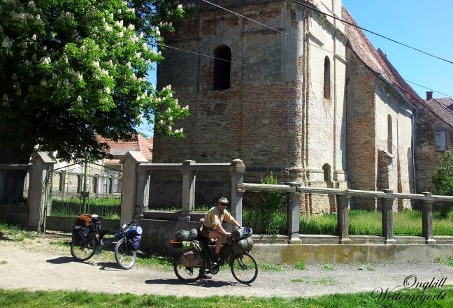 130500 Radtour Siebenbürgen